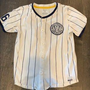 Carters Baseball Jersey T-shirt